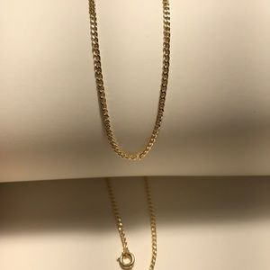 Skillus Gold Layered Chain